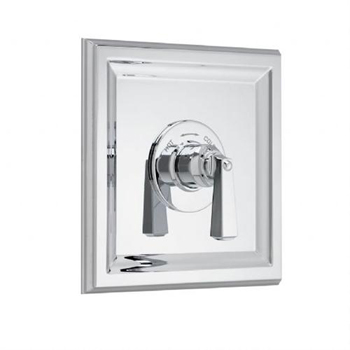 American Standard T555.730.002 Town Square Central Thermostat Trim Kit - Polished Chrome