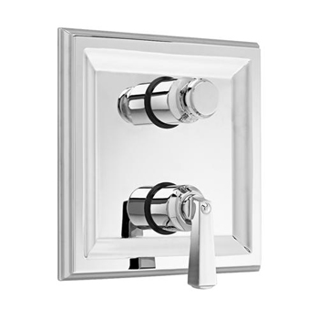 American Standard T555.740.002 Town Square Two Handle Thermostat Valve Trim Kit -  Polished Chrome