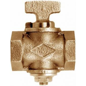 Gas cock valve