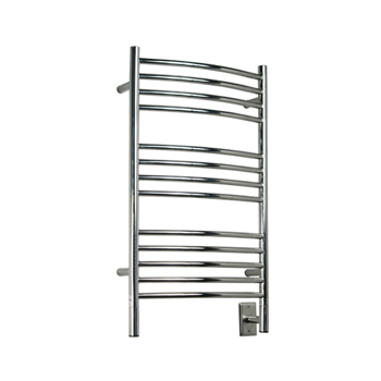 Amba CCP-20 Jeeves C Straight Towel Warmer - Chrome