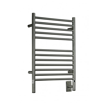 Amba CSB-20 Jeeves C Straight Towel Warmer - Brushed
