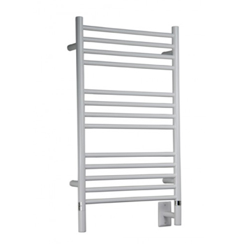 Amba CSW-20 Jeeves C Straight Towel Warmer - White
