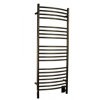 Amba DCO-20 Jeeves C Straight Towel Warmer - Oil Rubbed Bronze