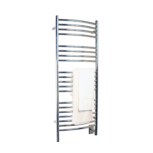 Amba DCP-20 Jeeves C Straight Towel Warmer - Polished
