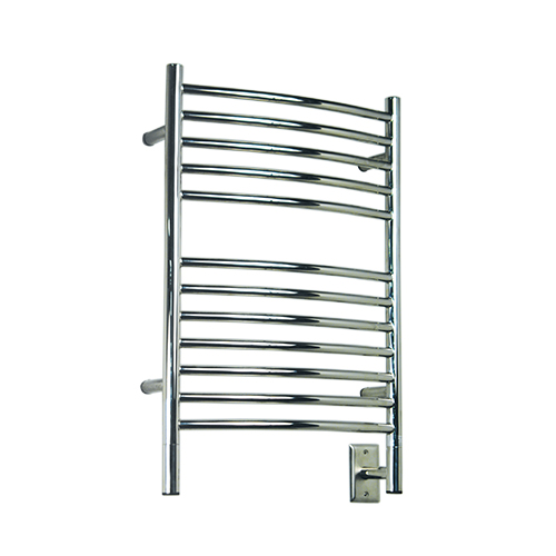 Amba ECP-20 Jeeves E Curved Towel Warmer - Polished
