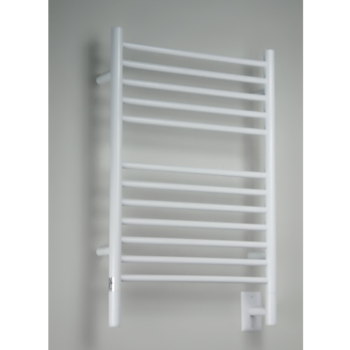 Amba ESW-20 Jeeves E Straight Towel Warmer - White