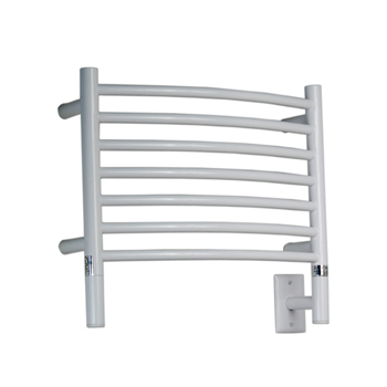 Amba HCW-20 Jeeves H Curved Towel Warmer - White
