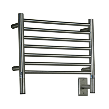 Amba HSB-20 Jeeves H Straight Towel Warmer - Brushed