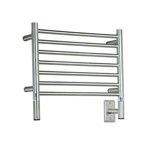 Amba HSP-20 Jeeves H Straight Towel Warmer - Polished