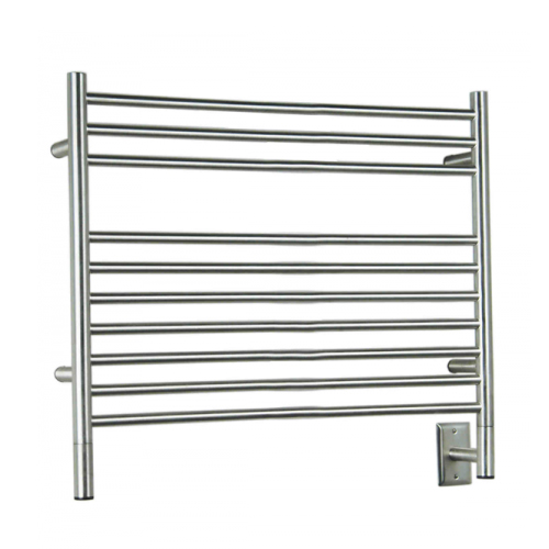 Amba LSB-40 Jeeves L Straight Towel Warmer - Brushed