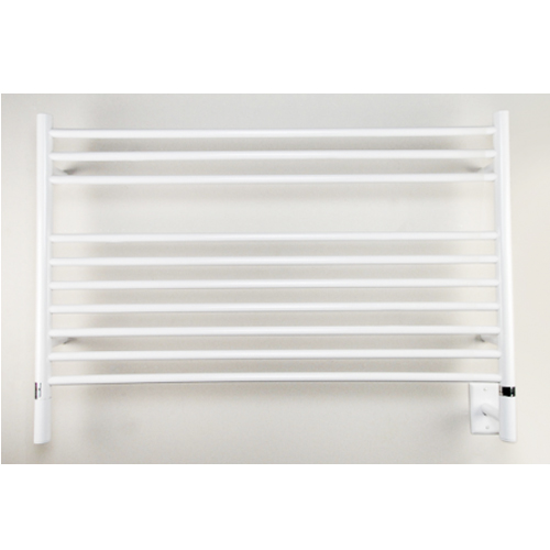 Amba LSW-40 Jeeves L Straight Towel Warmer - White