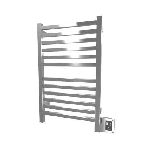 Amba Q-2033B Quadro 2033 Towel Warmer - Brushed