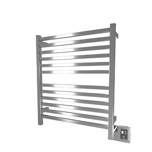 Amba Q-2833P Quadro 2833 Towel Warmer - Polished