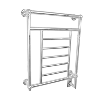 Amba T-2536 Traditional Towel Warmer - Polished Nickel