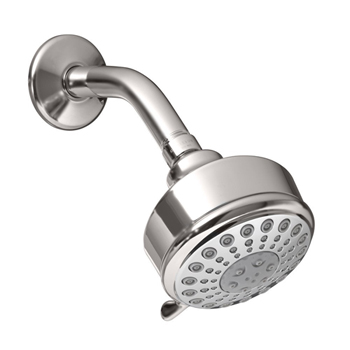 American Standard 1660.636.295 Modern 5-Function Showerhead with Arm - Satin Nickel