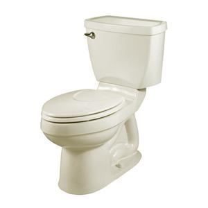 American Standard 2002.014.222 Champion 4 Right Height Elongated Toilet - Linen