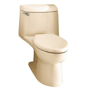 American Standard 2004.014 Champion 4 One-Piece Elongated Toilet - Bone