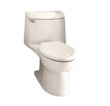 American Standard 2004.014 Champion 4 One-Piece Elongated Toilet - Linen
