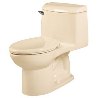 American Standard 2034.014 Champion 4 Right Height Elongated 1-Piece Toilet - Bone