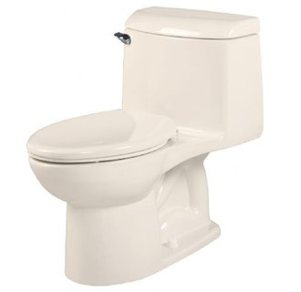 American Standard 2034.014 Champion 4 Right Height Elongated 1-Piece Toilet - Linen