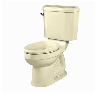 American Standard 2074.014 Doral Classic Two-Piece Elongated Toilet - Bone