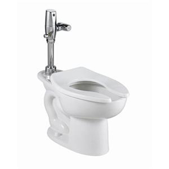 American Standard 2234.001.020 Madera Universal Elongated Toilet Bowl - White