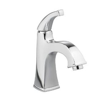 American Standard 2555101.002 Town Square Monoblock Lavatory Faucet - Polished Chrome