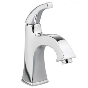 American Standard 2555.101 Town Square Single Handle Monoblock Lavatory Faucet - Oil Rubbed Bronze (Pictured in Polished Chrome)