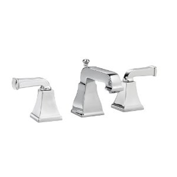American Standard 2555.821 Town Square Double Handle Widespread Lavatory - Polished Chrome