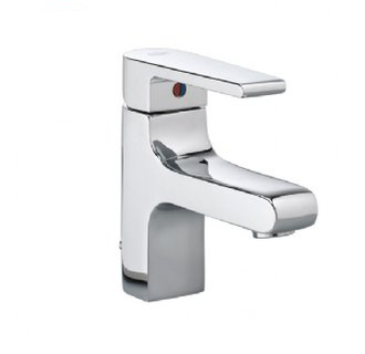 American Standard 2590.101 Studio Single Handle Monoblock Lavatory Faucet - Polished Chrome
