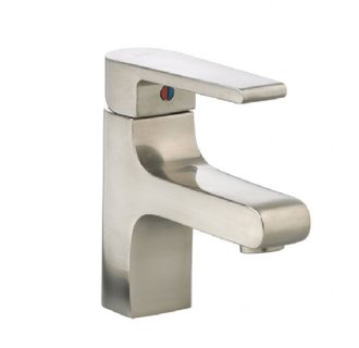 American Standard 2590.101 Studio Single Handle Monoblock Lavatory Faucet - Satin Nickel