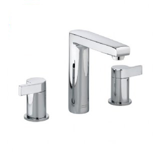 American Standard 2590.801 Studio Double Handle Widespread Lavatory Faucet - Polished Chrome