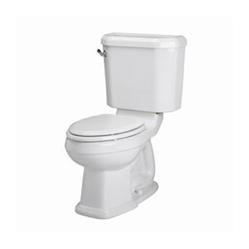 American Standard 2733.014.020 Townsend Champion 4 Right Height Elongated Toilet - White