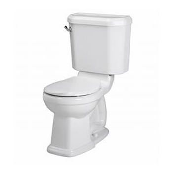 American Standard 2735.014.020 Townsend Champion 4 Round Front Right Height Toilet - White
