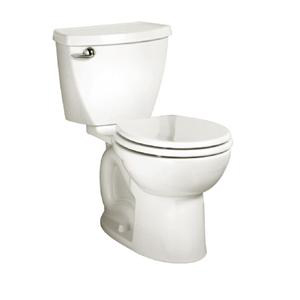 American Standard 2757.016.020 Cadet 3 Right Height Round Front Toilet 14