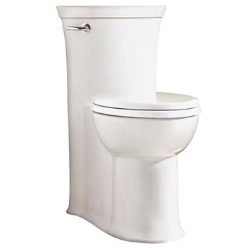 American Standard 2786.128 Tropic One-Piece Elongated Toilet - White