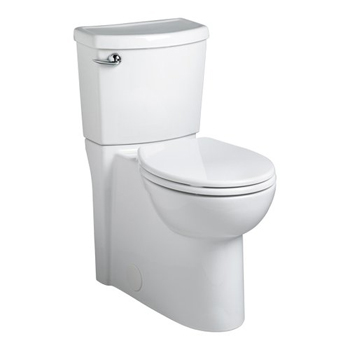 American Standard 2988.101 Cadet 3 Two-Piece Round Toilet - White