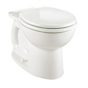 American Standard 3014.001.020 Cadet 3 FloWise Elongated Toilet Bowl Only - White