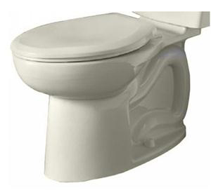American Standard 3014.001.222 Cadet 3 FloWise Elongated Toilet Bowl Only - Linen
