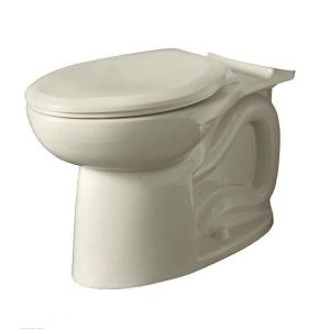 American Standard 3016.001.222 Cadet 3 Right Height Elongated Toilet Bowl Only - Linen