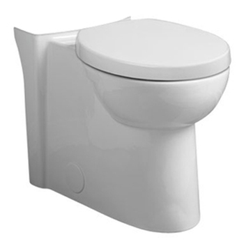 American Standard 3053.120 Studio Round Toilet Bowl Only - White