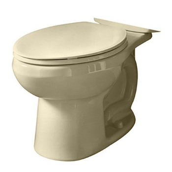 American Standard 3068.001.222 Evolution 2 Right-Height Elongated Toilet Bowl Only - Linen