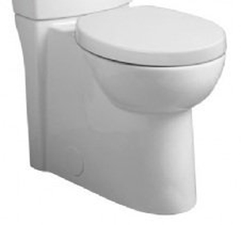 American Standard 3075.120.020 Studio Elongated Toilet Bowl Only - White