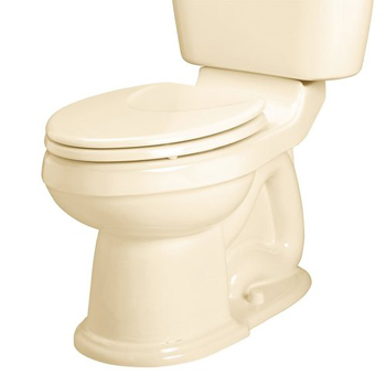 American Standard 3101.016.021 Oakmont Champion 4 Elongated Right Height Toilet Bowl - Bone