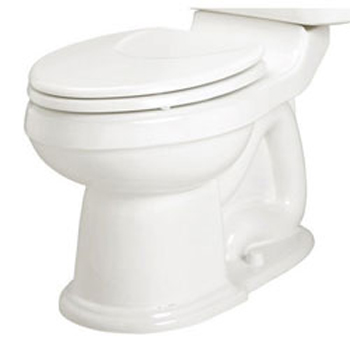 American Standard 3153.016 Oakmont Elongated Toilet Bowl Only - White