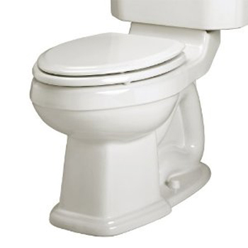 American Standard 3177.016.020 Townsend Champion 4 Elongated Right Height Toilet Bowl Only - White