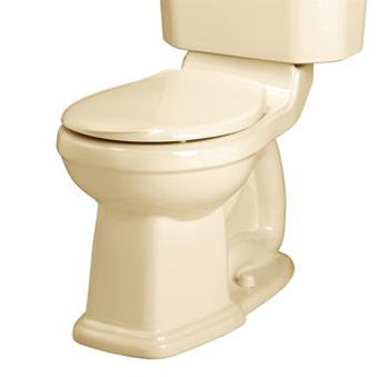 American Standard 3180.016 Townsend Round Toilet Bowl Only - Bone