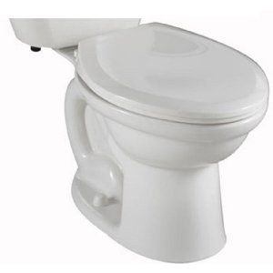 American Standard 3191.016.020 Colony FitRight Right Height Elongated Toilet Bowl Only - White