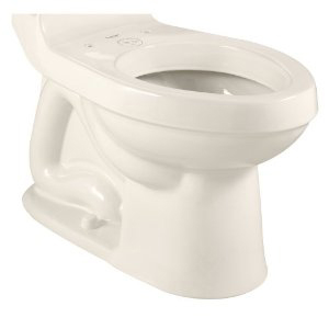 American Standard 3225.016.222 Champion Right Height Elongated Toilet Bowl with Bolt Caps - Linen
