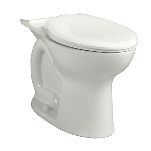 American Standard 3517A.101.020 Cadet PRO Right Height Elongated Toilet Bowl Only - White